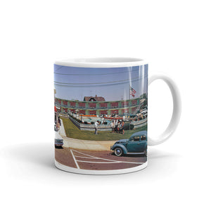 Lurae Motel, North Wildwood, NJ 1960's - Mug