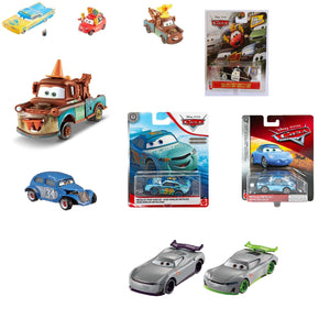 Disney Cars Fan Favorites