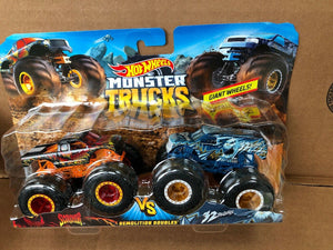 Hot Wheels Monster Trucks now available on website