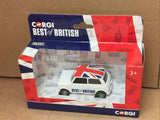 Corgi Best of British - Union Flag Classic Mini Diecast