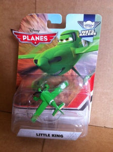 DISNEY PLANES DIECAST - Little King - Irish Racer