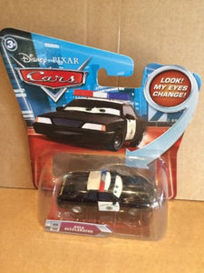 DISNEY CARS DIECAST - Axle Accelerator Changing Eyes