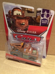 DISNEY CARS DIECAST - You The Bomb Mater