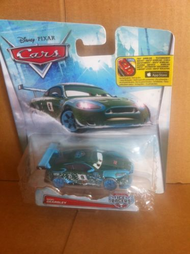 DISNEY CARS DIECAST - Nigel Gearsley Ice Racer