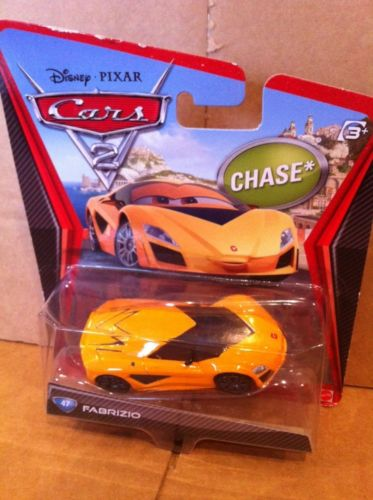 DISNEY CARS DIECAST CHASE - Fabrizio