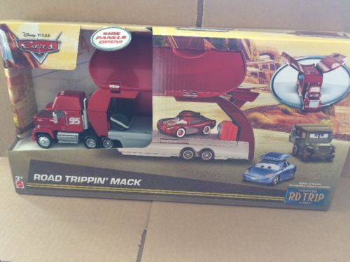 DISNEY CARS DIECAST - Road Trippin' Mack