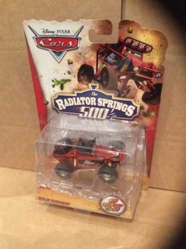 DISNEY CARS DIECAST RS500 - Idle Threat Radiator Springs 500 1/2