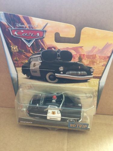 DISNEY CARS DIECAST -Road Trip Sheriff