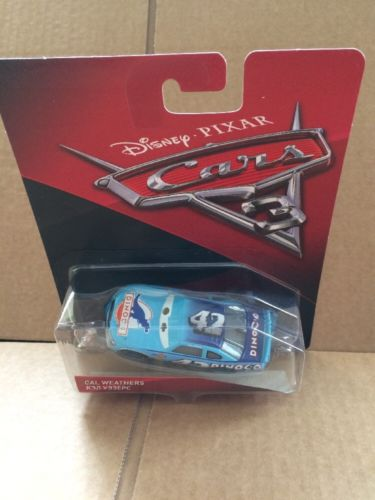 DISNEY CARS 3 DIECAST - Cal Weathers