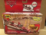 DISNEY CARS  - Road Wreckin' Play and Race Launcher - Story Sets