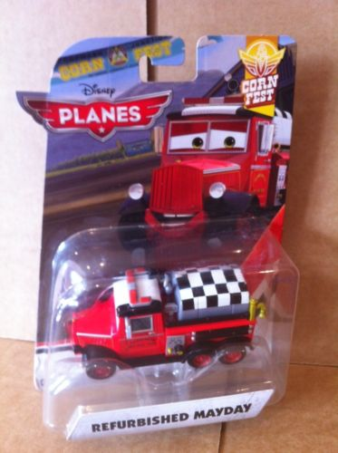 DISNEY PLANES DIECAST - Refurbished Mayday