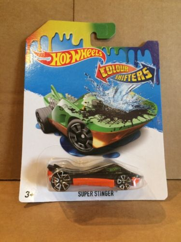 HOT WHEELS Colour Shifters - Super Stinger