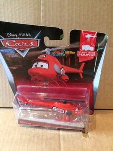 DISNEY CARS DIECAST - Kathy Copter