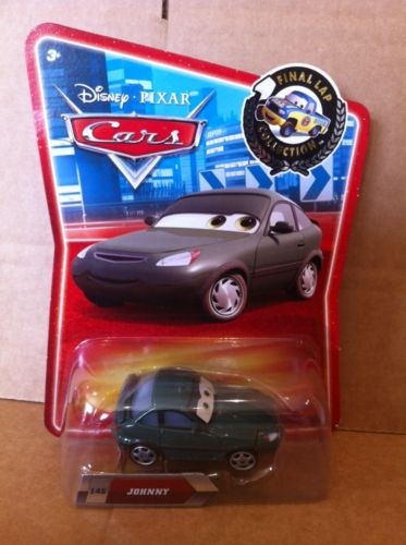 DISNEY CARS DIECAST - Johnny - Final Lap Collection