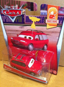 DISNEY CARS DIECAST -  Kit Revster