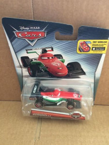 DISNEY CARS DIECAST - Francesco Bernoulli - Carbon Racers