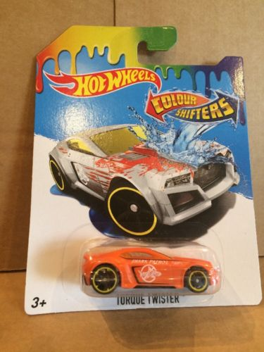 HOT WHEELS Colour Shifters - Torque Twister