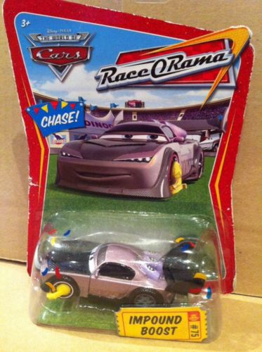 DISNEY CARS DIECAST - Impound Boost