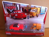 DISNEY CARS DIECAST - Shawn Krash and Sal Machiani