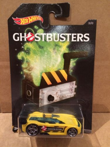HOT WHEELS DIECAST - Ghostbusters Series - Battle Spec - 3/8