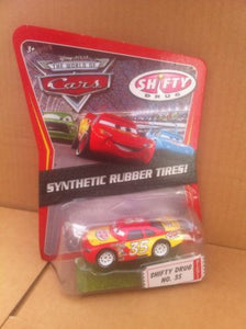 DISNEY CARS DIECAST - Shifty Drug with Synthetic Rubber Tires