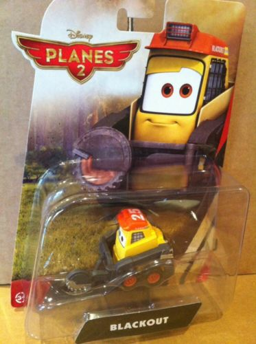 DISNEY PLANES DIECAST - Blackout