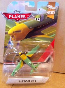DISNEY PLANES DIECAST - Piston