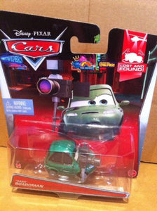 DISNEY CARS DIECAST - Dash Boardman