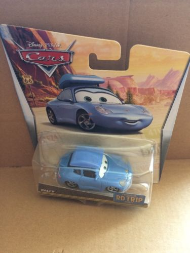 DISNEY CARS DIECAST - Road Trip Sally