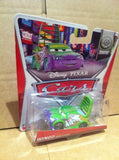 DISNEY CARS DIECAST - Wingo With Flames