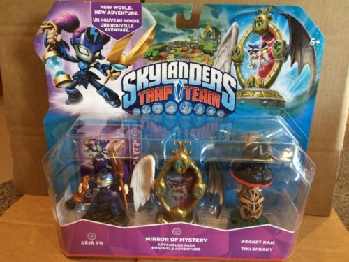 SKYLANDERS TRAP TEAM - MIRROR OF MYSTERY ADVENTURE PACK