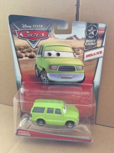 DISNEY CARS DELUXE DIECAST - Charlie Cargo
