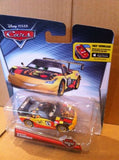 DISNEY CARS DIECAST - Miguel Camino - Carbon Racers