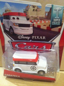 DISNEY CARS DIECAST - Carateka - Super Chase