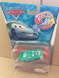 DISNEY CARS Colour Changer - Dinoco Lightning McQueen