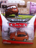 DISNEY CARS DIECAST - Cora Copper