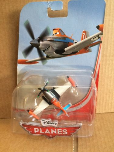 DISNEY PLANES DIECAST - Supercharged Dusty Crophopper