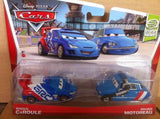 DISNEY CARS DIECAST - Raoul Caroule And Bruno Motoreau