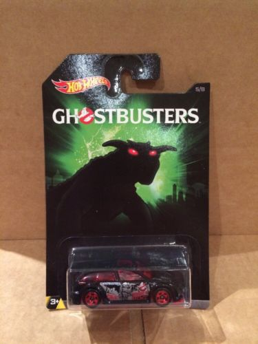 HOT WHEELS DIECAST - Ghostbusters Series - Audacious - 5/8