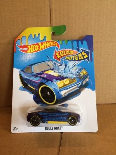 HOT WHEELS Colour Shifters - Bully Goat