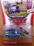 "DISNEY CARS DELUXE DIECAST - Chuck ""Choke"" Cables"