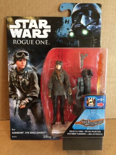 Star Wars Rogue One - Sergeant Jyn Erso (Eadu) - 3.75