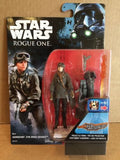 "Star Wars Rogue One - Sergeant Jyn Erso (Eadu) - 3.75"" action figure"