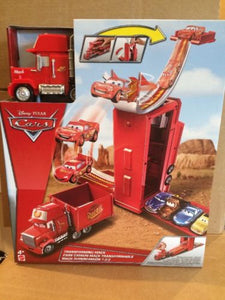 DISNEY CARS -Transforming Mack Playset -Works With Story Sets