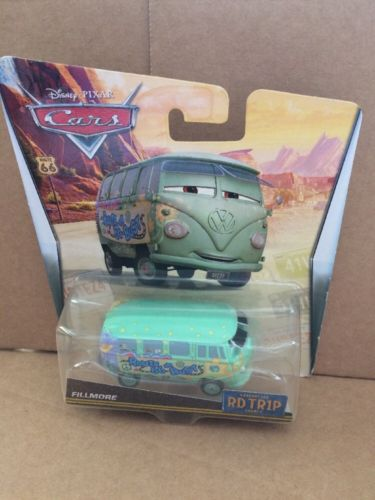DISNEY CARS DIECAST - Road Trip Fillmore