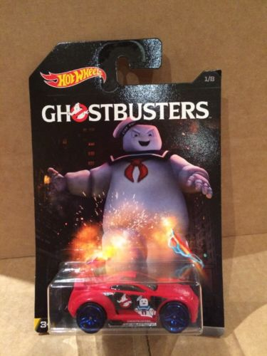 HOT WHEELS DIECAST - Ghostbusters Series - Drift Tech - 1/8