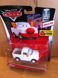 DISNEY CARS DELUXE DIECAST - Super Chase Circus Pickup