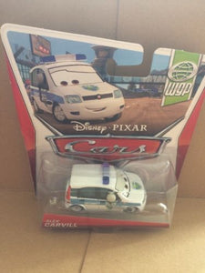 DISNEY CARS DIECAST - Alex Carvill