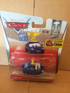 DISNEY CARS DIECAST - J. Low Lee - Super Chase