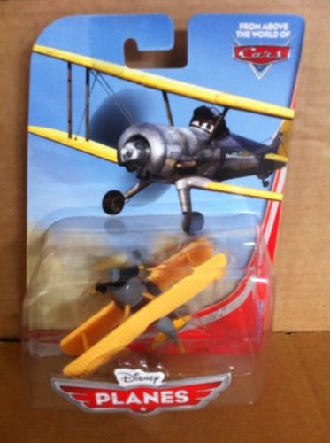 DISNEY PLANES DIECAST - Leadbottom